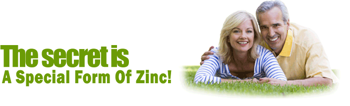 zinc for scalp itching