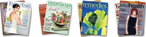 you can find our scalp products in these magazines